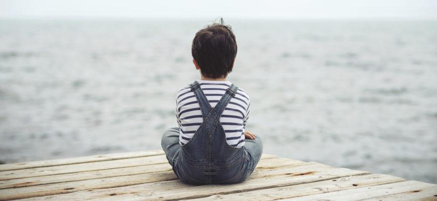 Życie i dziewiąty przyjaciel — Dzieciństwo