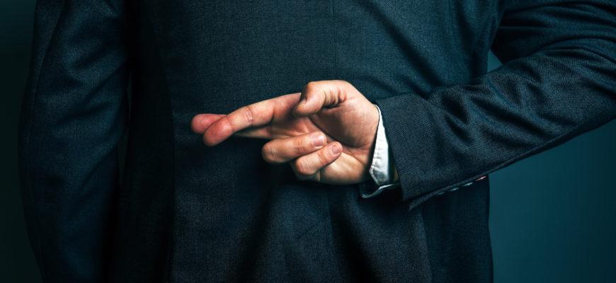 Zabójca sprzedaży nr 11 — kłamstwo?