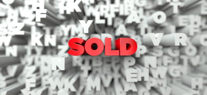 Sprzedaż jako warunek konieczny do przeżycia