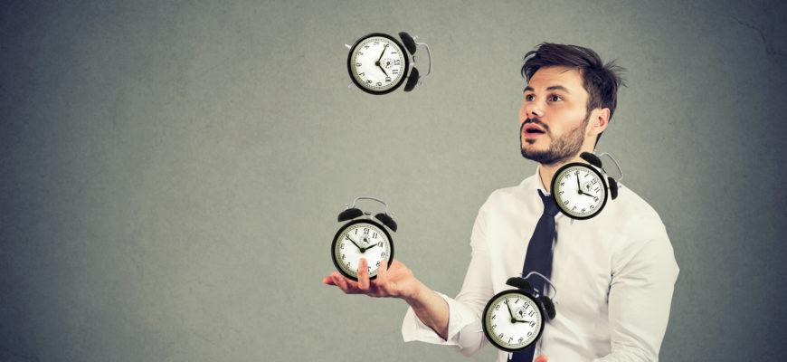 Nie masz czasu na pasję? Zacznij dobrze nim zarządzać!