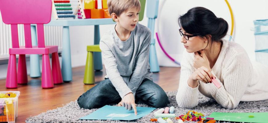 Jak się komunikować z dzieckiem?