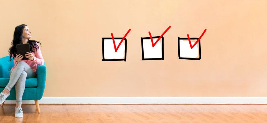 Checklista - dlaczego warto ją stosować?