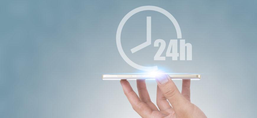 Zasada 24 godzin