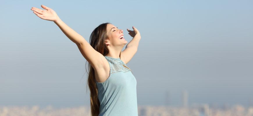 Jak każdego dnia dbać o dobre nastawienie?