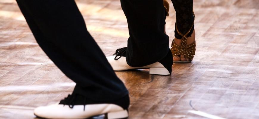 Każdy tańczyć może... trochę lepiej lub trochę gorzej! Cz. 2