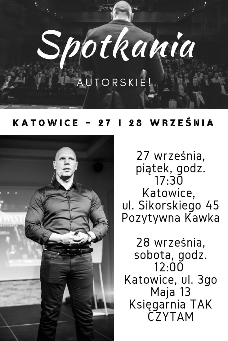 Grzegorz Cieślik - spotkania autorskie