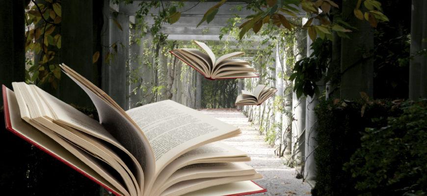 Latające książki - co warto przeczytać?