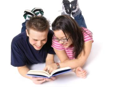 Para czyta