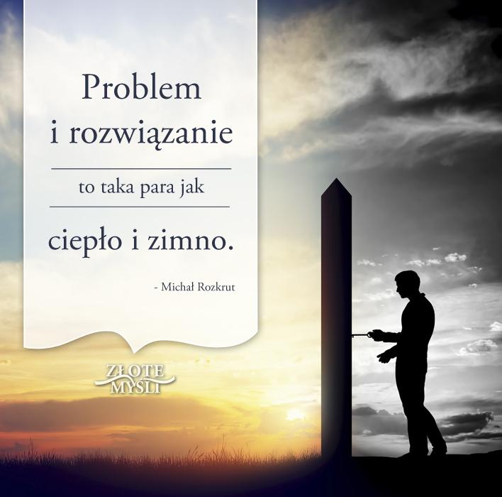 Michał Rozkrut - problem irozwiązanie