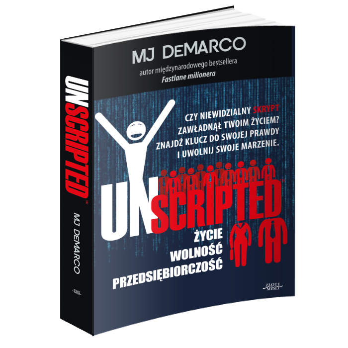 """UNSCRIPTED"" MJ DeMarco"